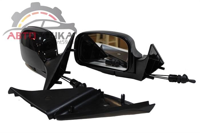 Боковые зеркала для ВАЗ 2110 черные