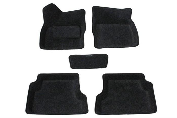 Комплект 3D ковриков для форд фокус 2 фото