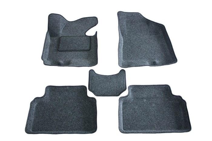 3D коврики Kia Sportage 3 - фото 9247