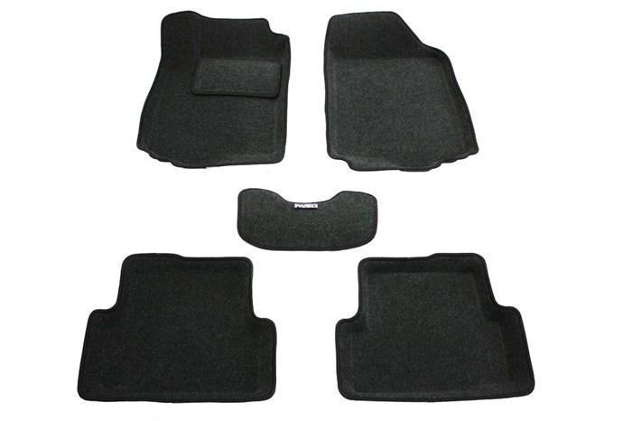 3D коврики Chevrolet Aveo - фото 9268