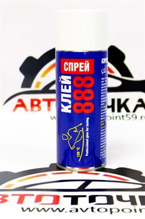Аэрозольный клей 888 Ultra 520 мл - фото 9302