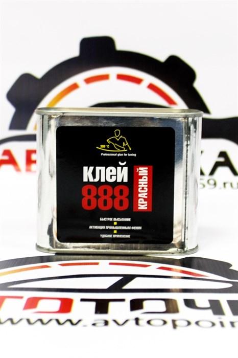 Клей 888 красный 0,5 литра