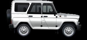 Титан комплект для покраски УАЗ Hunter