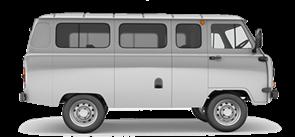 """Титан комплект для покраски УАЗ 452 """"Буханка"""""""
