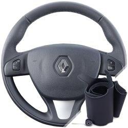 Оплетка на руль из экокожи Altona Renault Duster II рестайл (2015-н.в.)