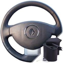 Оплетка на руль из экокожи Altona Renault Duster I PRIVILEGE 2011-2015 г.в.