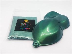 фото пигмента Emerald