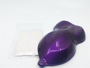 фото пигмента фиолетовый перламутр