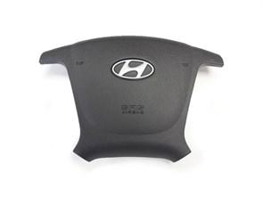 заглушка руля Hyundai Santa Fe фото