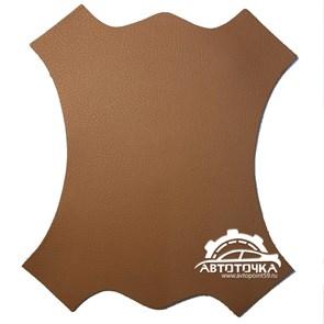 фото экокожи Altona коричневая