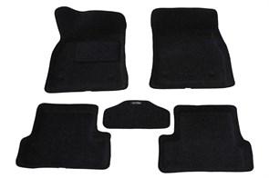 Ворсовые коврики 3D для Шевроле Круз - фото