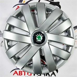 Колпаки на колеса для Шкода Фабия R14 SKS-Teorin 14216  - фото