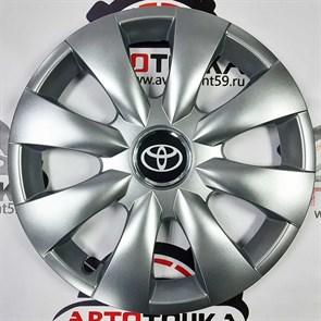 Колесные колпаки на Тойота Королла E150 R15 SKS-Teorin 15316  - фото