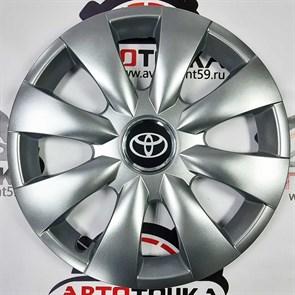 Колесные колпаки на Тойота Королла E170 R15 SKS-Teorin 15316  - фото