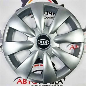 Колесные колпаки на Киа Рио 4 R15 SKS-Teorin 15316  - фото
