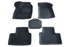 Ворсовые коврики 3D для Лада Приора универсал - фото