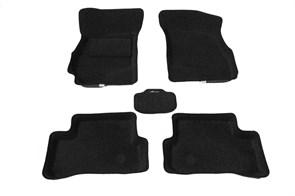 Ворсовые коврики 3D для Хендай Акцент - фото