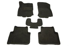 Ворсовые коврики 3D для Фольксваген Тигуан 2 - фото