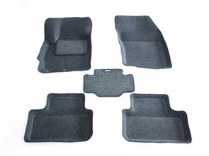 Ворсовые коврики 3D для Mitsubishi ASX - фото