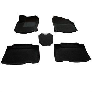 Ворсовые коврики 3D для Тойота Рав 4 IV - фото