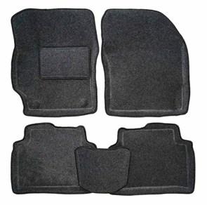 Ворсовые коврики 3D для Тойота Королла E210 - фото