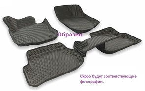 3D EVA коврики Лада Гранта лифтбек - фото