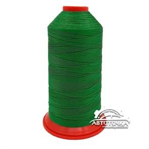 Нитки Polyart 20 1500 (3709) зеленый - фото