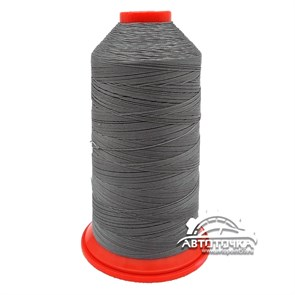 Нитки Polyart 40 (777) темно-серый - фото