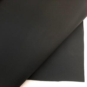 экокожа Dakota графит на ткани - фото