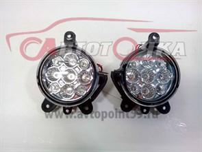 Противотуманные фары Приора светодиодная (LD093-LED)