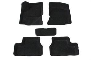 Ворсовые коврики 3D для Лада Калина 1 седан - фото