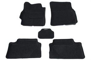 Ворсовые коврики 3D для Тойота Королла E150 - фото