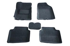коврики в салон киа рио 3 седан ворсовые - фото