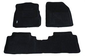 Ворсовые коврики 3D для Хонда СРВ 3 - фото