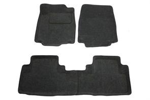 Ворсовые коврики 3D для Хонда СРВ 4 - фото