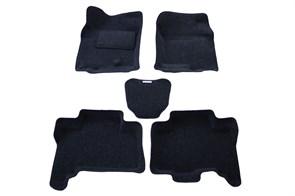Ворсовые коврики 3D для Toyota Land Cruiser Prado 150 - фото