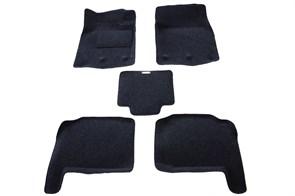 Ворсовые коврики 3D для Toyota Land Cruiser 200 - фото