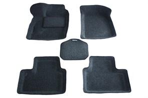 Ворсовые коврики 3D для Лада Приора седан - фото