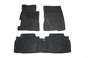 3D ворсовые коврики Honda Civic - фото