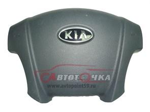 Фото заглушки руля Kia Sportage 2