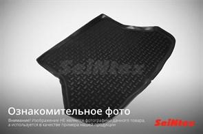 резиновый коврик в багажник Lada X-Ray - фото