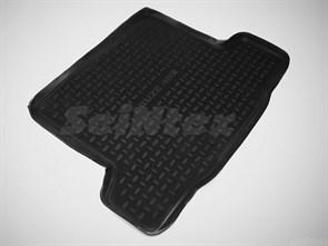 резиновый коврик в багажник для Шевроле Круз седан - фото