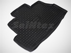 резиновый коврик в багажник Ниссан Альмера классик - фото