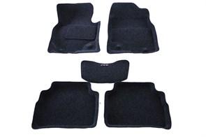 3D ворсовые коврики на Mazda CX5 с 2012-2017 г.в. - фото