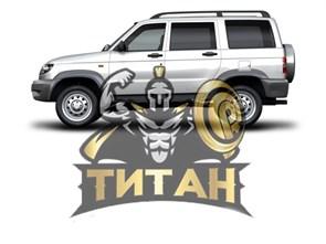 Покраска автомобиля кузов джип Титаном
