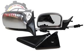 Боковые зеркала ВАЗ 2110 цвет снежка