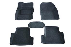 Ворсовые 3D коврики Форд Фокус 3 - фото