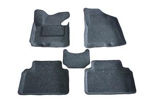 комплект ковриков Киа Спортейдж 3 ворсовые - фото