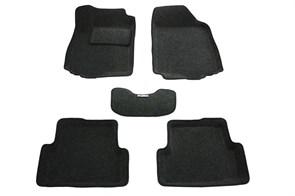 3D коврики Chevrolet Aveo
