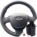 Оплетка на руль из экокожи Altona Лада Гранта 2011-н.в. - фото 10355
